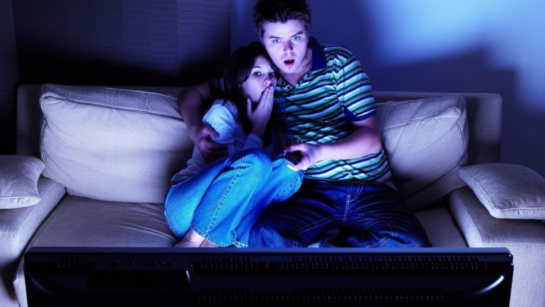 Film Horror Stasera