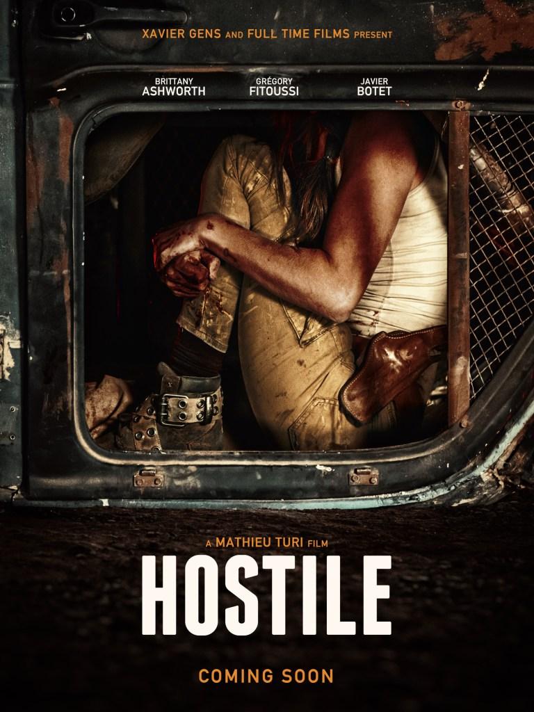 HOSTILE-TeaserPoster