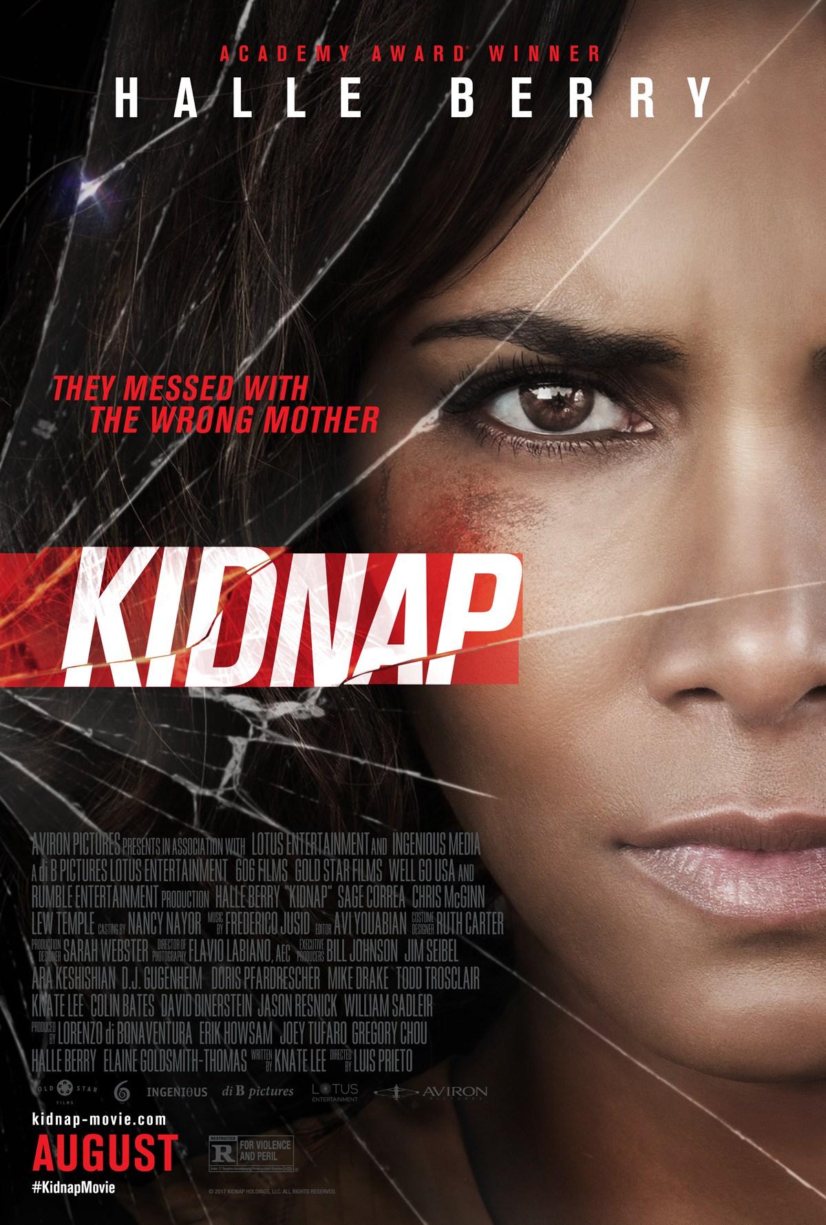 Kidnap - Poster