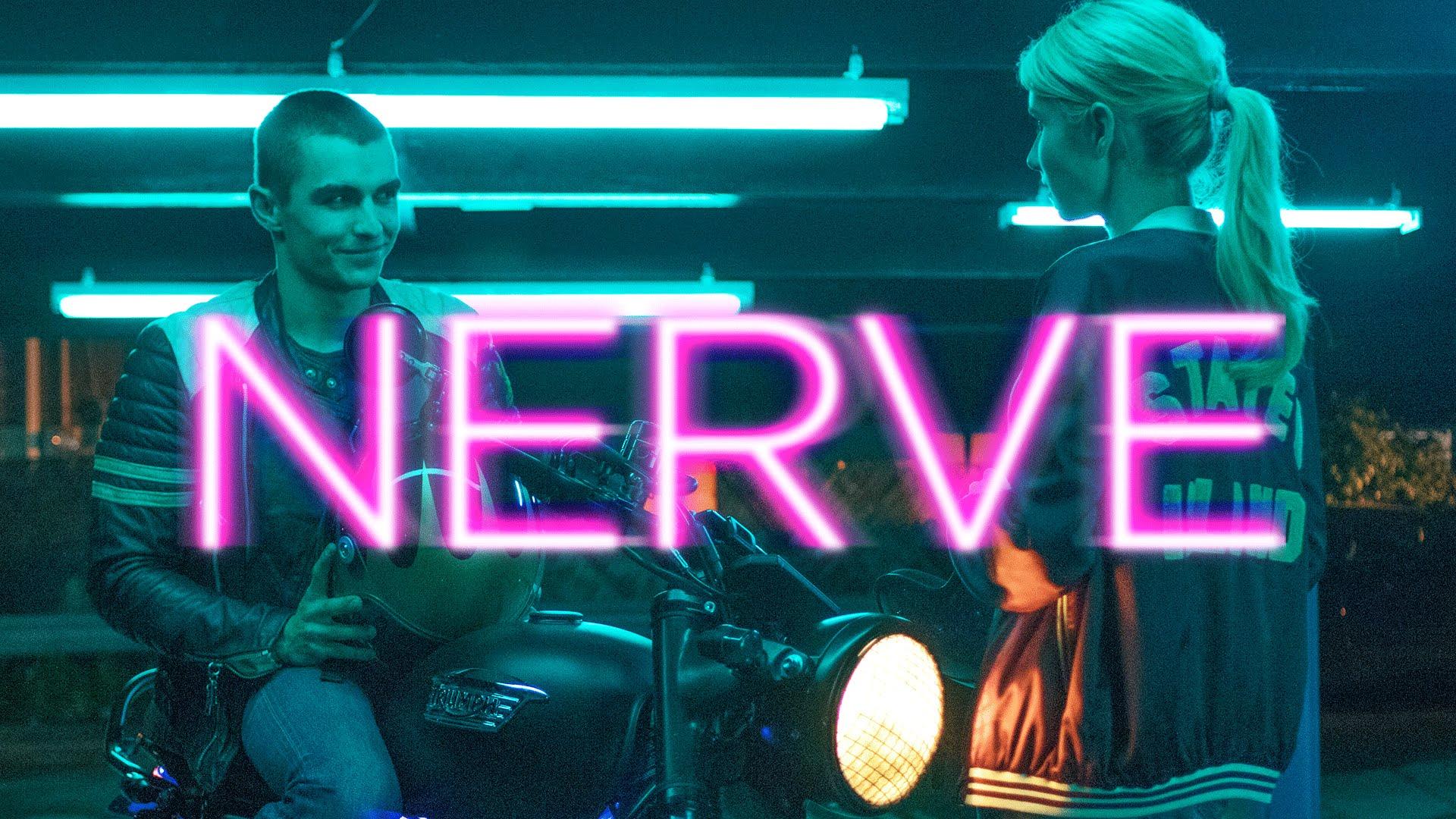 Nerve - Wallpaper
