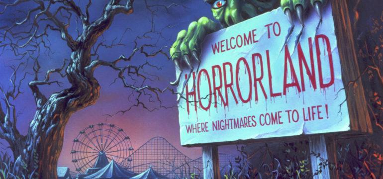 HorrorLand - Piccoli Brividi