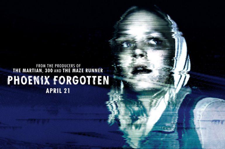Phoenix Forgotten Cover
