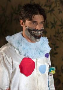 Finn Wittrock in Freak Show