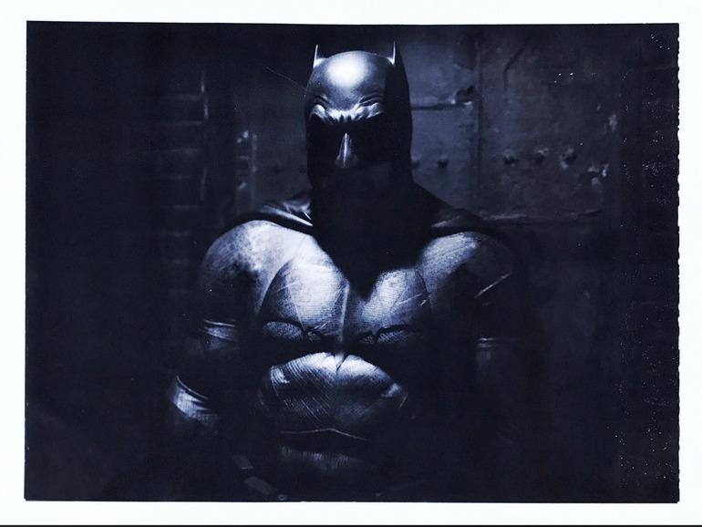 L'armatura di Batman
