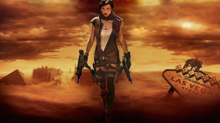 Resident Evil Extinction