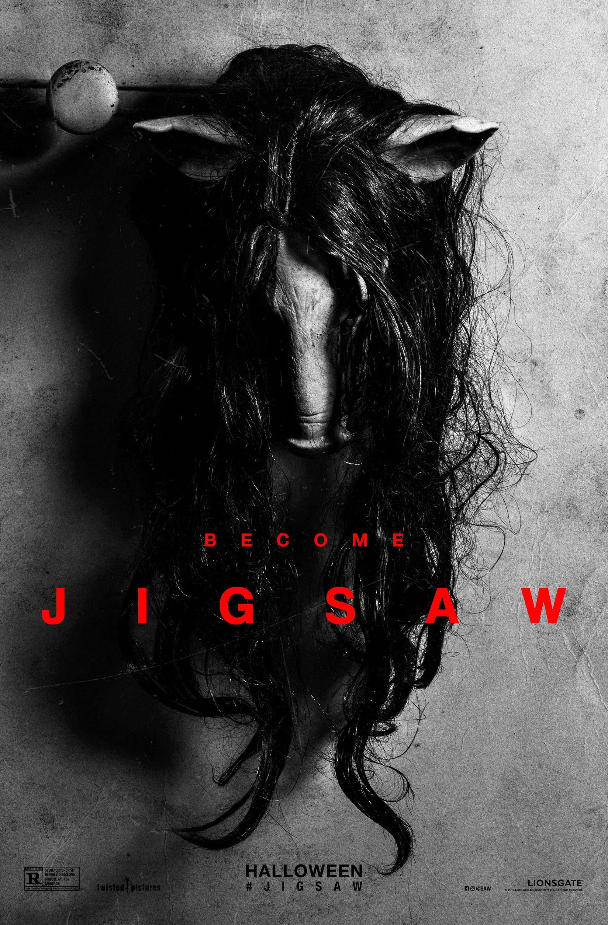 Jigsaw - Poster Ufficiale