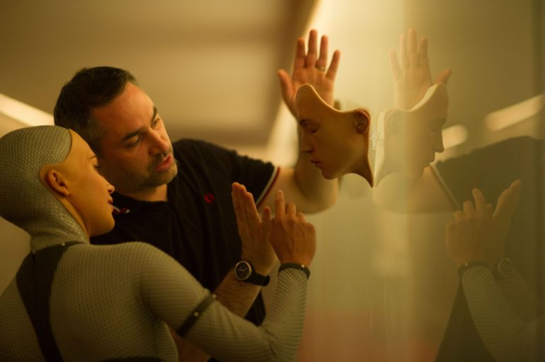 alex garland ex machina image
