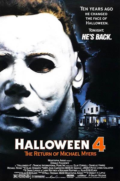 Halloween 4 - Il Ritorno di Michael Myers