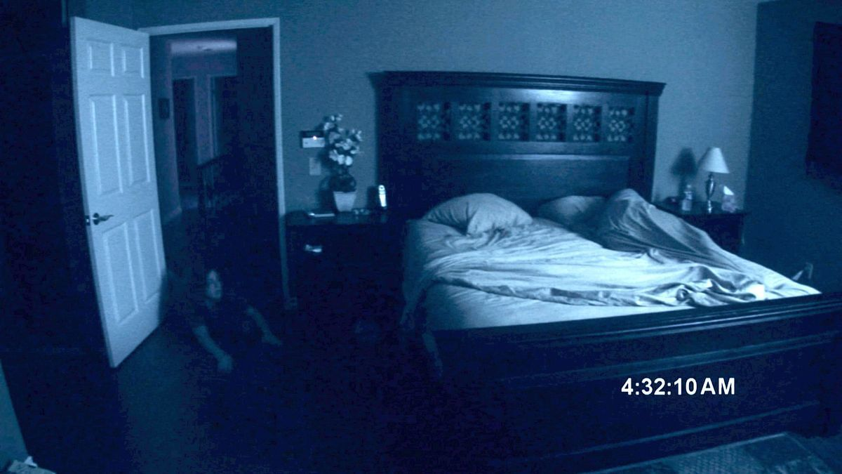 Paranormal Activity Reboot