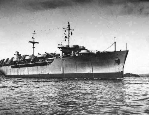 La nave Ourang Medan