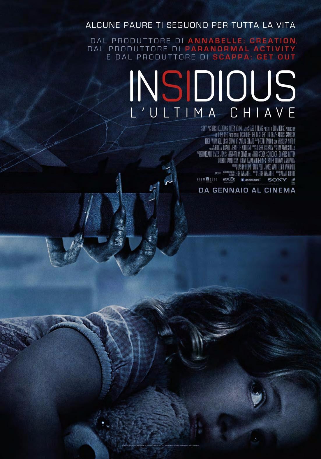 Poster Insidious 4