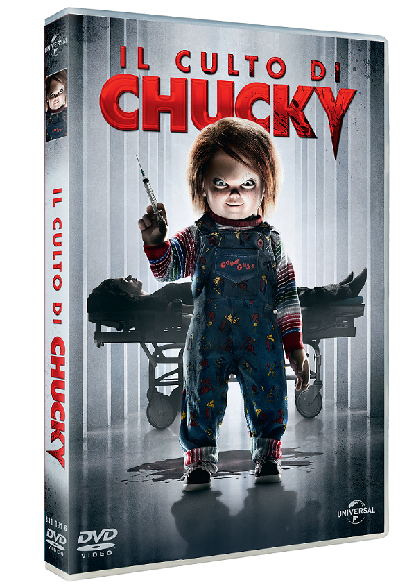 DVD Il Culto di Chucky