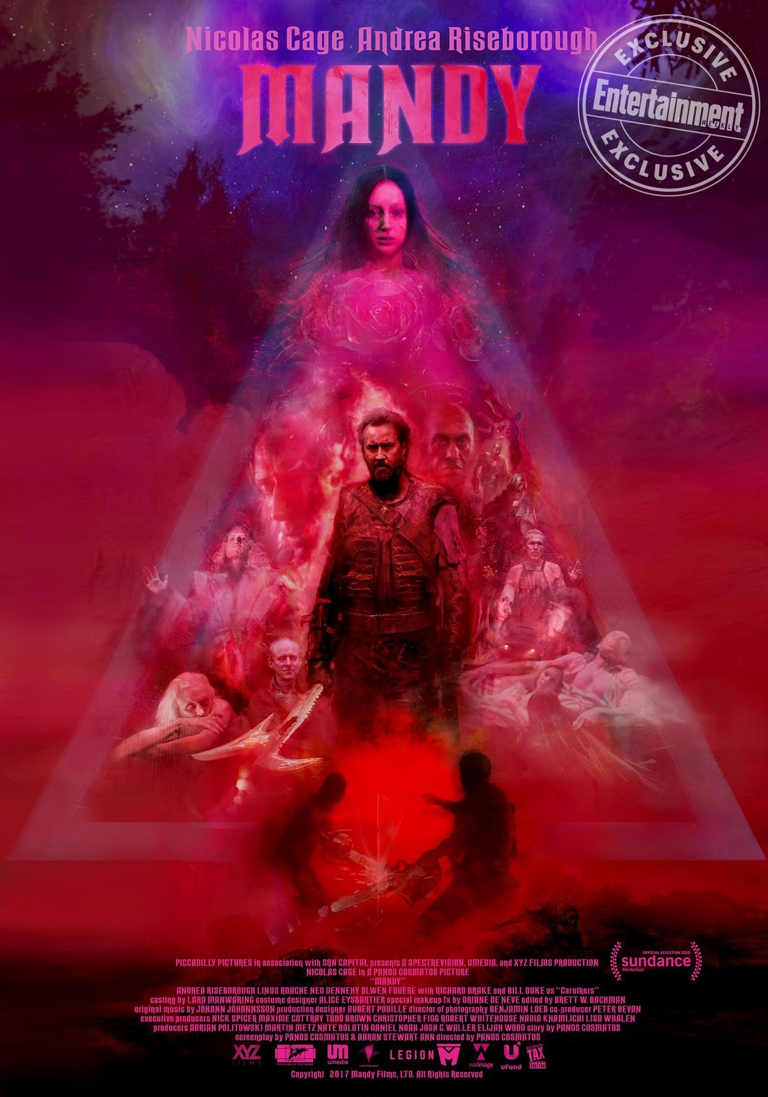 Mandy - Official Poster