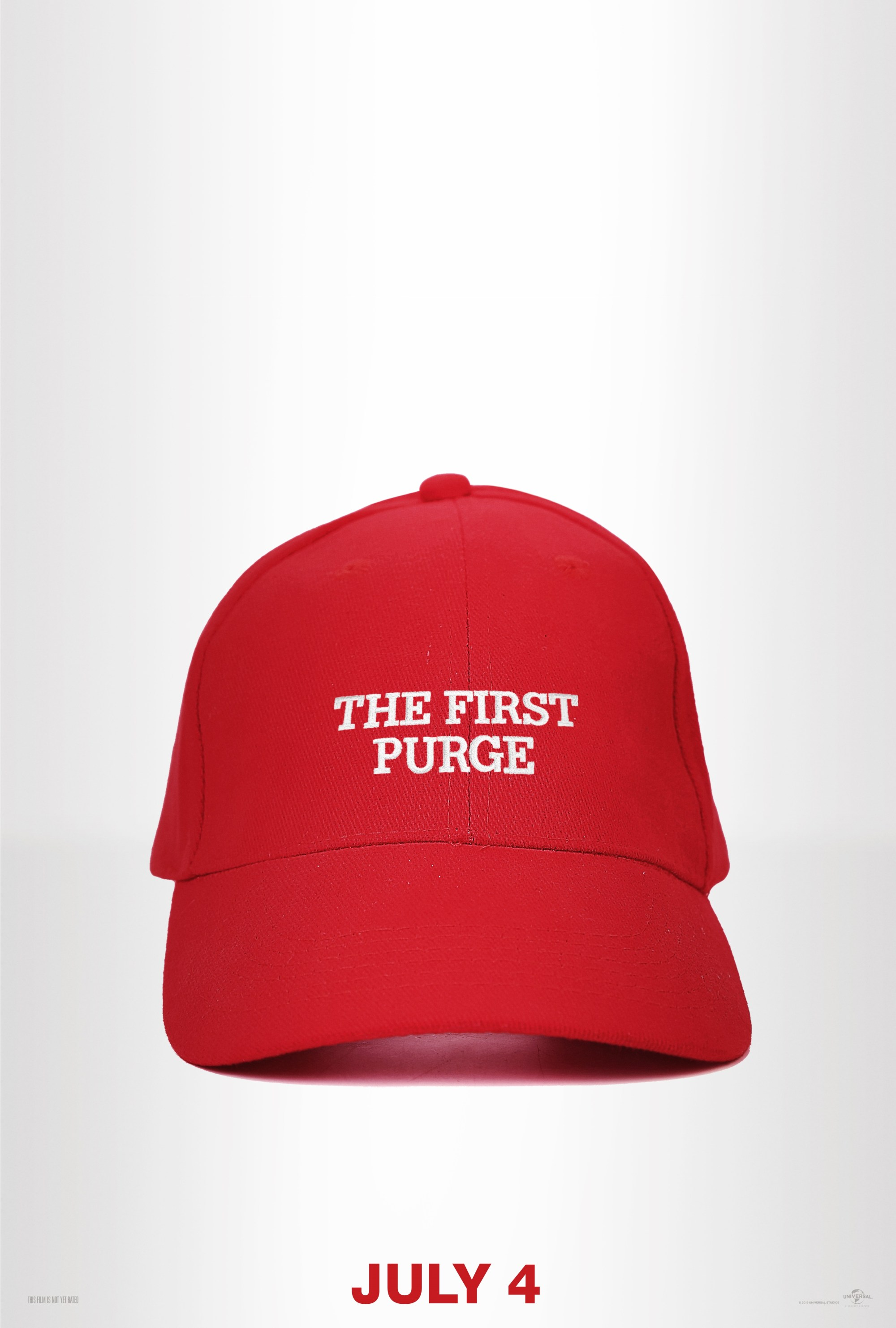 The First Purge - Poster