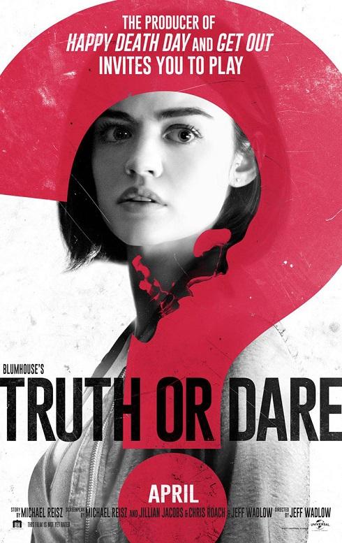 Truth or Dare - Poster Film
