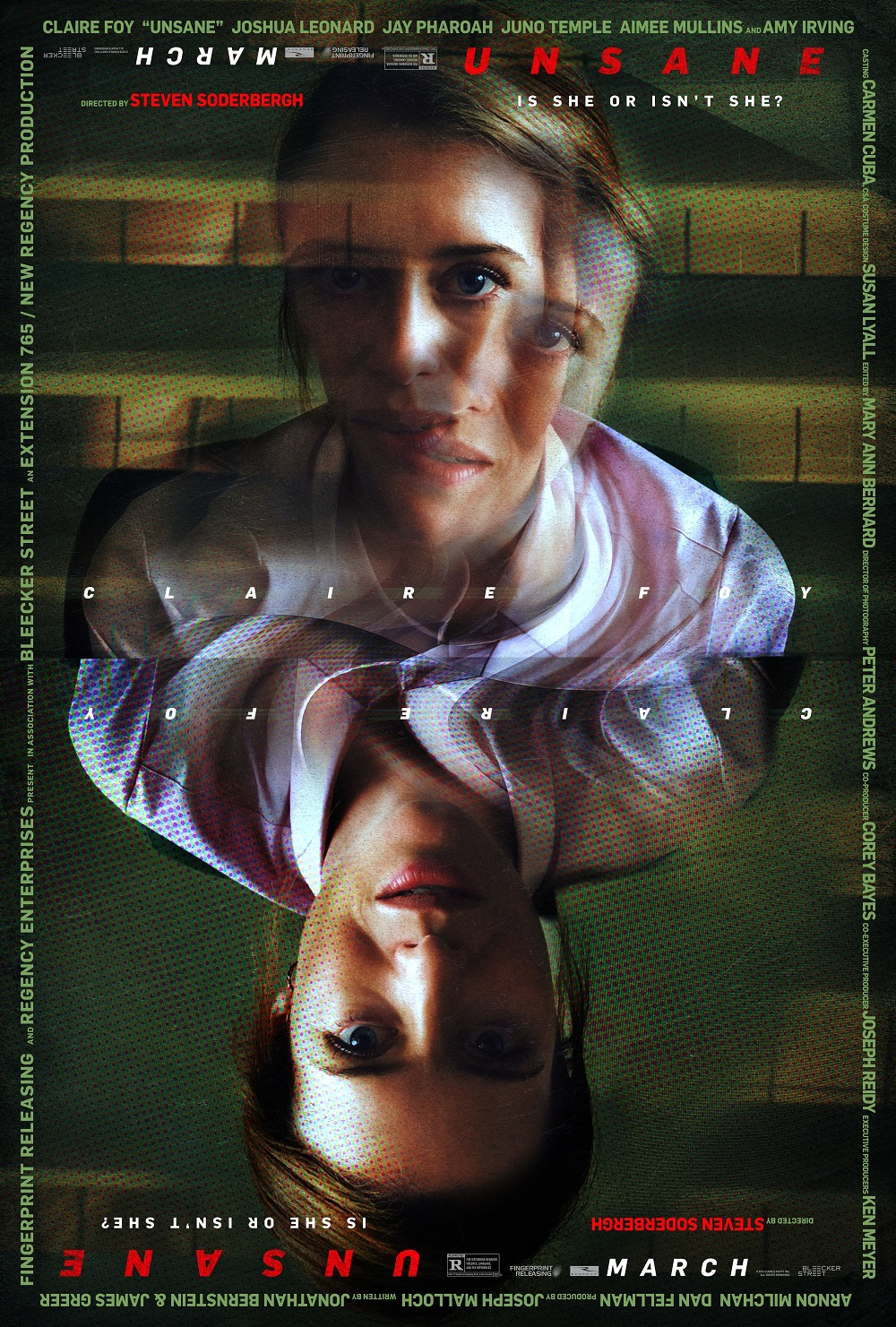 Unsane - Poster