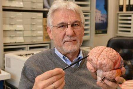 Neurologo Tedesco Gerhard Roth