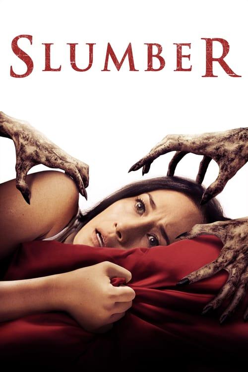 """Poster for the movie """"Slumber - Il demonde del sonno"""""""