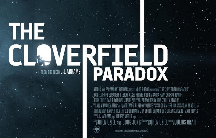 The Cloverfield Paradox arriva a sorpresa su Netflix