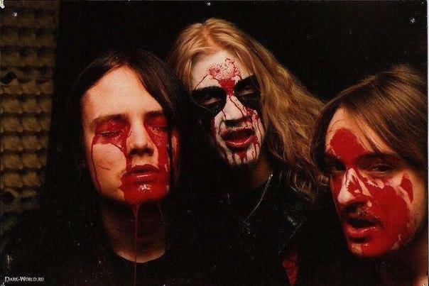 Dead - Cantante Mayhem