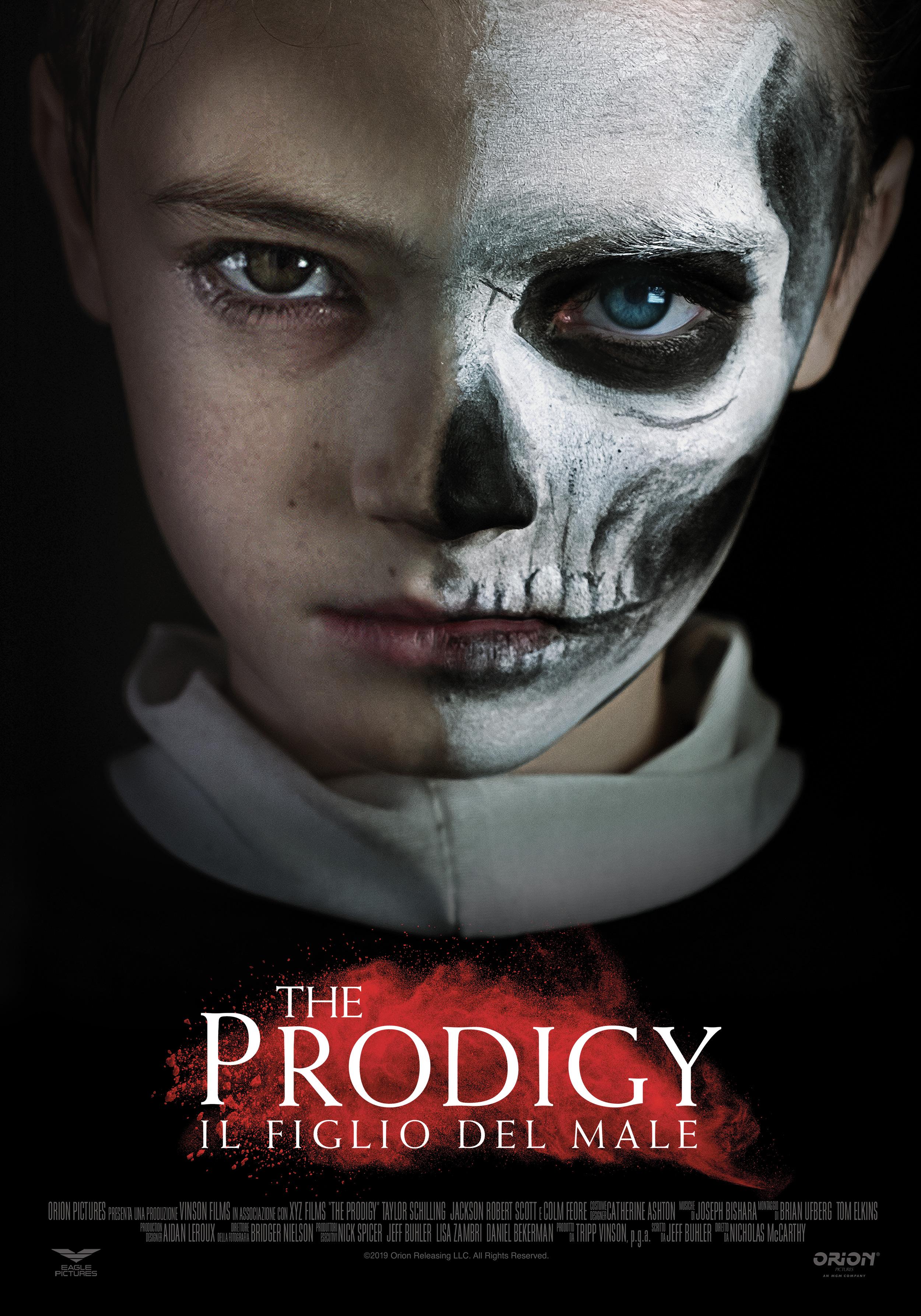 The Prodigy - Poster Italiano