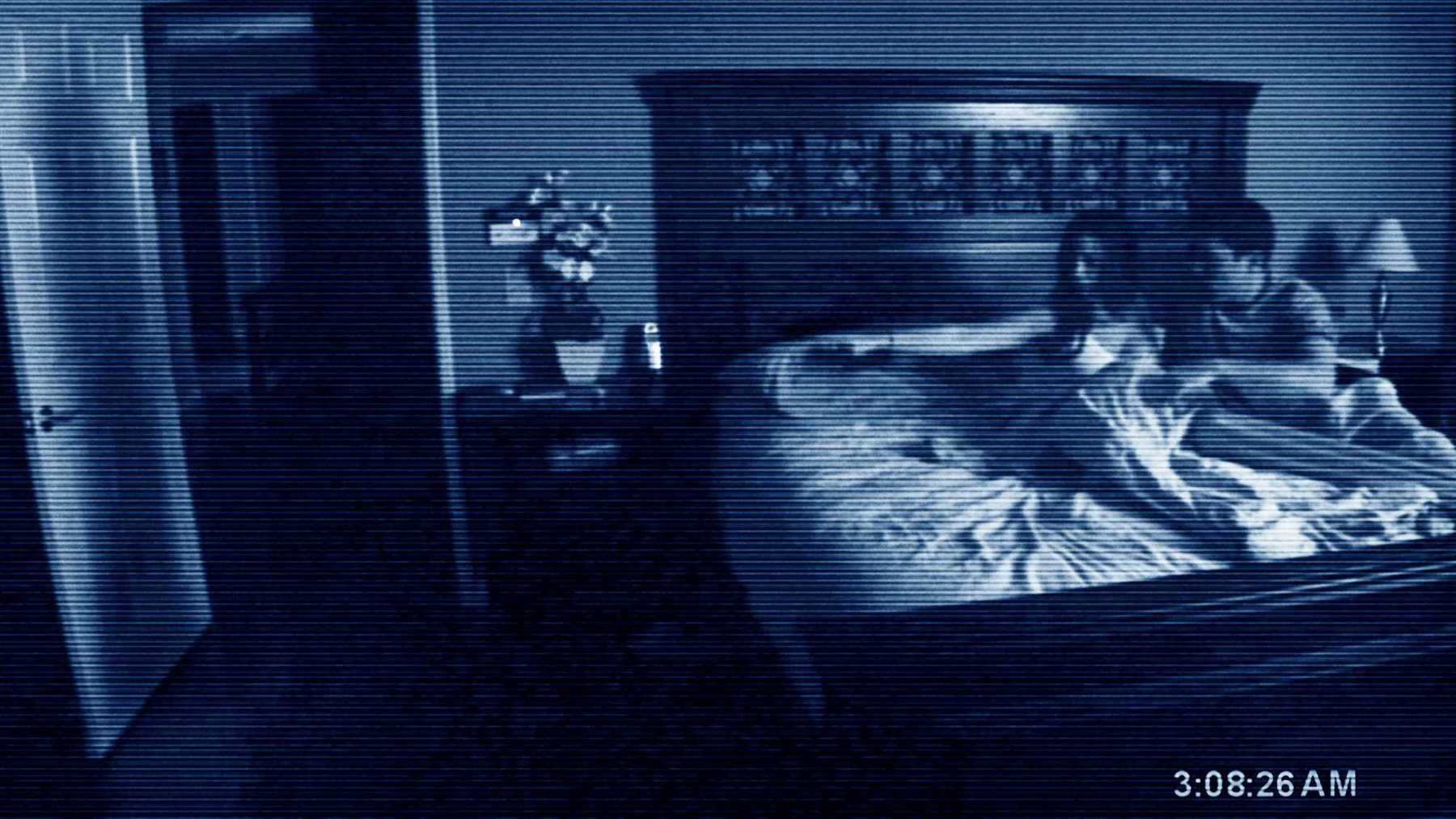 Film Horror Paranormali