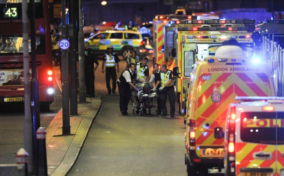attentati londra