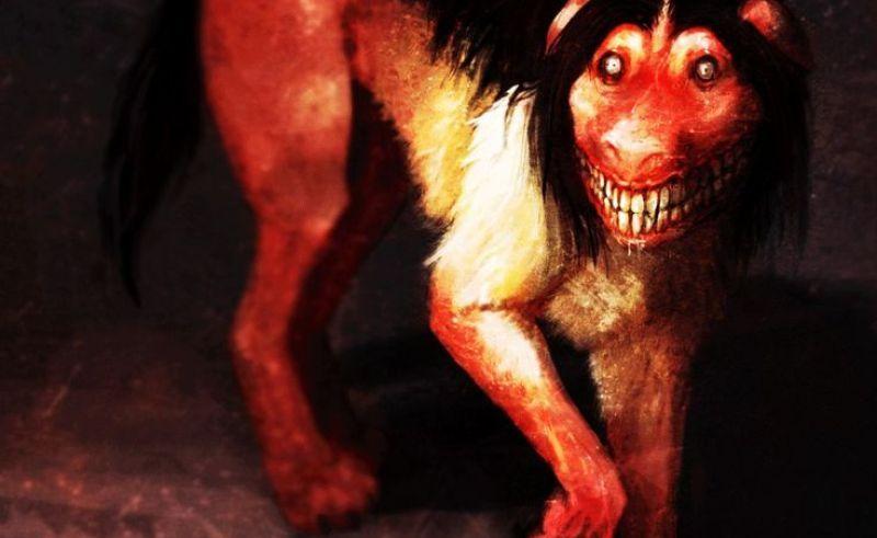 Dog Smile Creepypasta